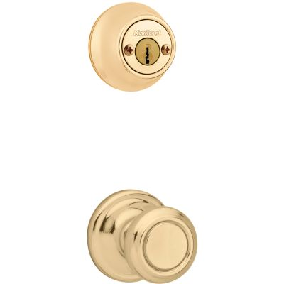 Image for Cameron and Deadbolt Interior Pack - Deadbolt Keyed Both Sides - with Pin & Tumbler - for Kwikset Series 689 Handlesets