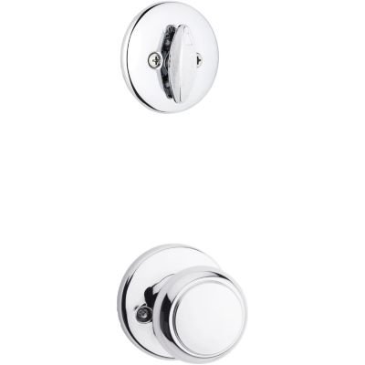 Product Image for Cove and Deadbolt Interior Pack - Deadbolt Keyed One Side - for Kwikset Series 687 Handlesets