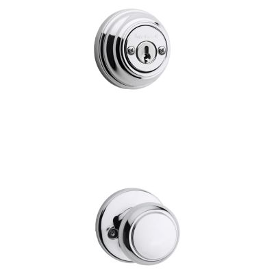 Image for Cove and Deadbolt Interior Pack - Deadbolt Keyed One Side - for Signature Series 800 and 814 Handlesets