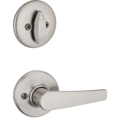 Product Image for Delta and Deadbolt Interior Pack - Deadbolt Keyed One Side - for Kwikset Series 687 Handlesets