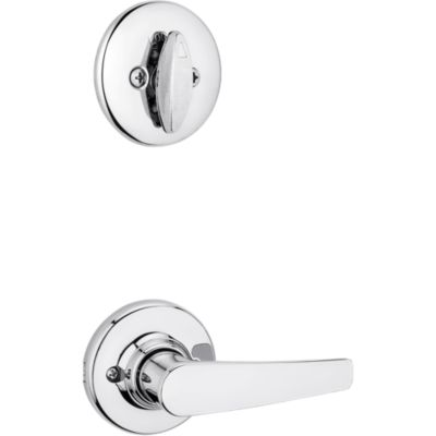 Delta and Deadbolt Interior Pack - Deadbolt Keyed One Side - for Kwikset Series 687 Handlesets
