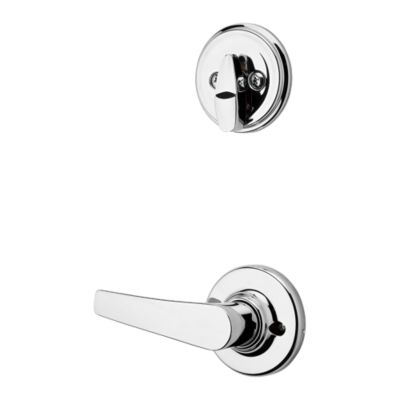 Delta and Deadbolt Interior Pack - Deadbolt Keyed One Side - for Signature Series 800 and 814 Handlesets
