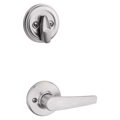 Image for Delta and Deadbolt Interior Pack - Deadbolt Keyed One Side - for Signature Series 800 and 814 Handlesets