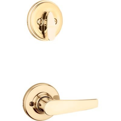 Product Image for Delta and Deadbolt Interior Pack - Deadbolt Keyed One Side - for Signature Series 800 and 814 Handlesets