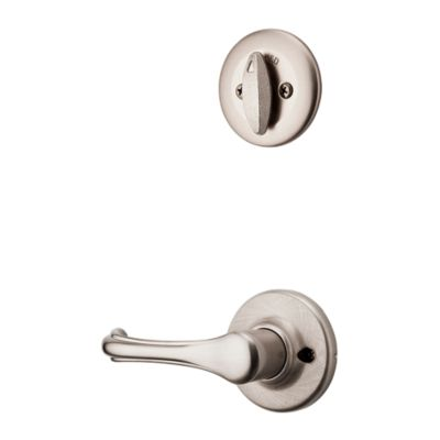 Product Image for Dorian and Deadbolt Interior Pack - Deadbolt Keyed One Side - for Kwikset Series 687 Handlesets