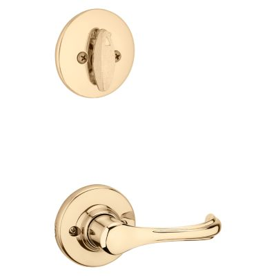 Image for Dorian and Deadbolt Interior Pack - Deadbolt Keyed One Side - for Kwikset Series 687 Handlesets