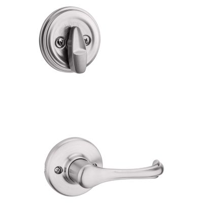Dorian and Deadbolt Interior Pack - Deadbolt Keyed One Side - for Signature Series 800 and 814 Handlesets
