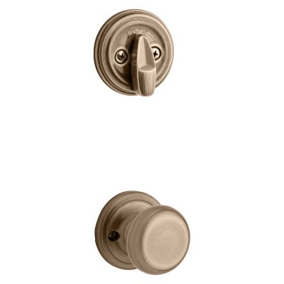 Product Image for Hancock and Deadbolt Interior Pack - Deadbolt Keyed One Side - for Signature Series 800 and 814 Handlesets