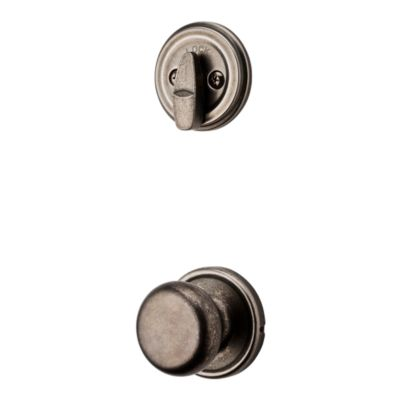 Image for Hancock and Deadbolt Interior Pack - Deadbolt Keyed One Side - for Signature Series 800 and 814 Handlesets