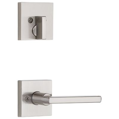 Halifax and Deadbolt Interior Pack (Square) - Deadbolt Keyed One Side - for Signature Series 814 and 818 Handlesets