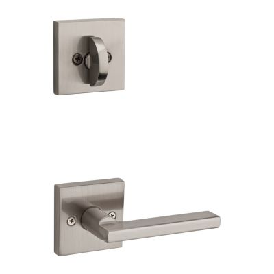 Product Image for Halifax and Deadbolt Interior Pack (Square) - Deadbolt Keyed One Side - for Signature Series 800 and 814 Handlesets