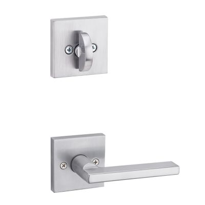 Image for Halifax and Deadbolt Interior Pack (Square) - Deadbolt Keyed One Side - for Signature Series 800 and 814 Handlesets