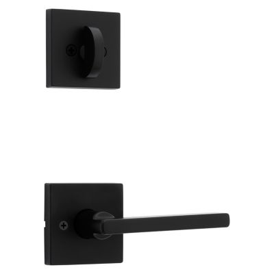 Image for Halifax and Deadbolt Interior Pack (Square) - Deadbolt Keyed One Side - for Signature Series 814 and 818 Handlesets