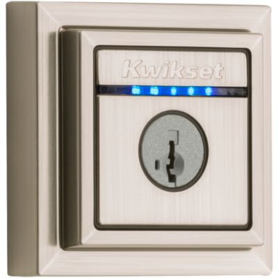 Image for Kevo Contemporary Touch-to-Open Smart Lock, 2nd Gen