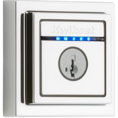 Kevo Contemporary Touch-to-Open Smart Lock, 2nd Gen