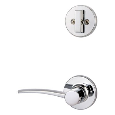 Image for Katara and Deadbolt Interior Pack - Right Handed (Round) - Deadbolt Keyed One Side - for Signature Series 800 and 814 Handlesets
