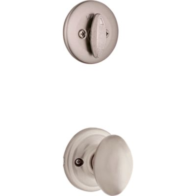 Laurel and Deadbolt Interior Pack - Deadbolt Keyed One Side - for Kwikset Series 687 Handlesets