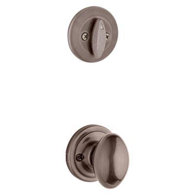 Image for Laurel and Deadbolt Interior Pack - Deadbolt Keyed One Side - for Kwikset Series 687 Handlesets
