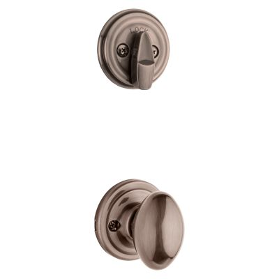 Image for Laurel and Deadbolt Interior Pack - Deadbolt Keyed One Side - for Signature Series 800 and 814 Handlesets