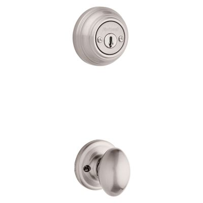 Product Image for Laurel and Deadbolt Interior Pack - Deadbolt Keyed Both Sides - with Pin & Tumbler - for Signature Series 801 Handlesets