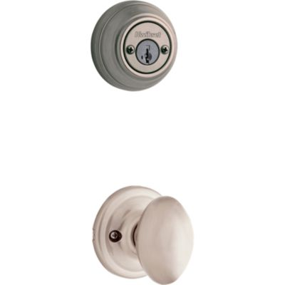 Image for Laurel and Deadbolt Interior Pack - Deadbolt Keyed Both Sides - featuring SmartKey - for Signature Series 801 Handlesets