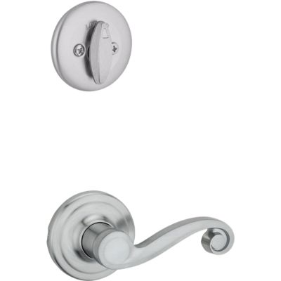 Lido and Deadbolt Interior Pack - Left Handed - Deadbolt Keyed One Side - for Kwikset Series 687 Handlesets