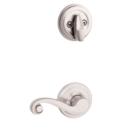 Lido and Deadbolt Interior Pack - Right Handed - Deadbolt Keyed One Side - for Signature Series 800 and 814 Handlesets
