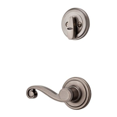 Image for Lido and Deadbolt Interior Pack - Right Handed - Deadbolt Keyed One Side - for Signature Series 800 and 814 Handlesets