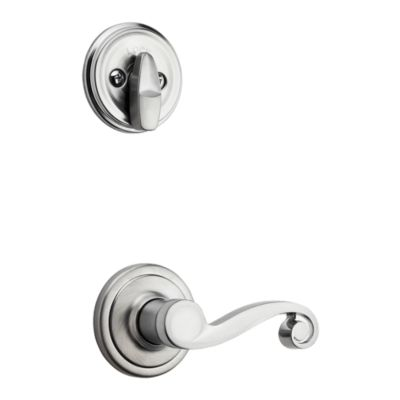 Lido and Deadbolt Interior Pack - Left Handed - Deadbolt Keyed One Side - for Signature Series 800 and 814 Handlesets