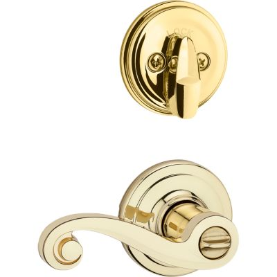 Lido and Deadbolt Interior Pack - Right Handed - Deadbolt Keyed One Side - for Montara 553 Handlesets