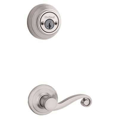 Lido and Deadbolt Interior Pack - Left Handed - Deadbolt Keyed Both Sides - featuring SmartKey - for Signature Series 801 Handlesets