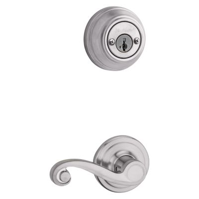 Lido and Deadbolt Interior Pack - Right Handed - Deadbolt Keyed Both Sides - featuring SmartKey - for Signature Series 801 Handlesets