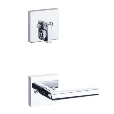 Image for Milan and Deadbolt Interior Pack (Square) - Deadbolt Keyed One Side - for Signature Series 814 and 818 Handlesets