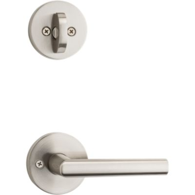 Product Image for Milan and Deadbolt Interior Pack (Round) - Deadbolt Keyed One Side - for Signature Series 800 and 814 Handlesets