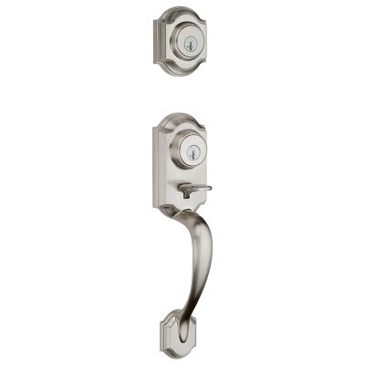 Image for Montara Handleset - Deadbolt Keyed One Side (Exterior Only) - featuring SmartKey