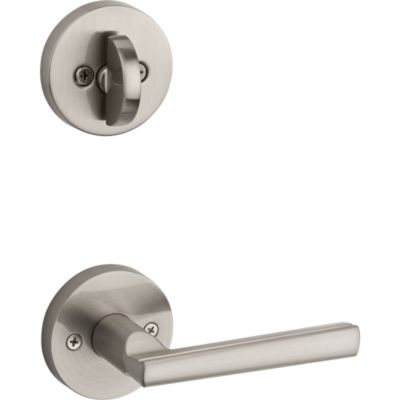 Image for Montreal and Deadbolt Interior Pack (Round) - Deadbolt Keyed One Side - for Signature Series 800 and 814 Handlesets