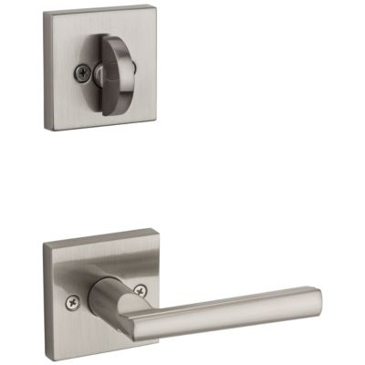 Product Image for Montreal and Deadbolt Interior Pack (Square) - Deadbolt Keyed One Side - for Signature Series 800 and 814 Handlesets