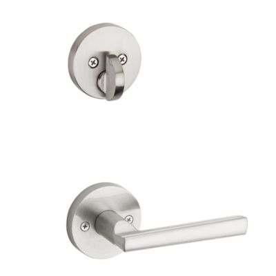Product Image for Montreal and Deadbolt Interior Pack (Round) - Deadbolt Keyed One Side - for Signature Series 814 and 818 Handlesets