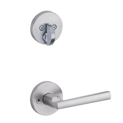 Image for Montreal and Deadbolt Interior Pack (Round) - Deadbolt Keyed One Side - for Signature Series 814 and 818 Handlesets