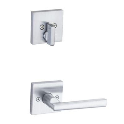 Product Image for Montreal and Deadbolt Interior Pack (Square) - Deadbolt Keyed One Side - for Signature Series 814 and 818 Handlesets