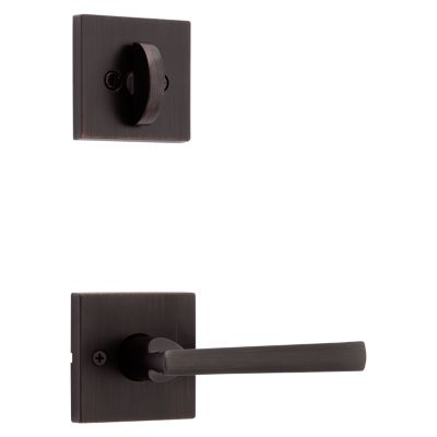 Image for Montreal and Deadbolt Interior Pack (Square) - Deadbolt Keyed One Side - for Signature Series 800 and 814 Handlesets