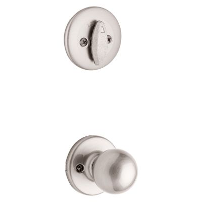 Polo and Deadbolt Interior Pack - Deadbolt Keyed One Side - for Kwikset Series 687 Handlesets