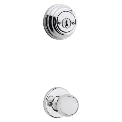 Polo and Deadbolt Interior Pack - Deadbolt Keyed Both Sides - with Pin & Tumbler - for Signature Series 801 Handlesets