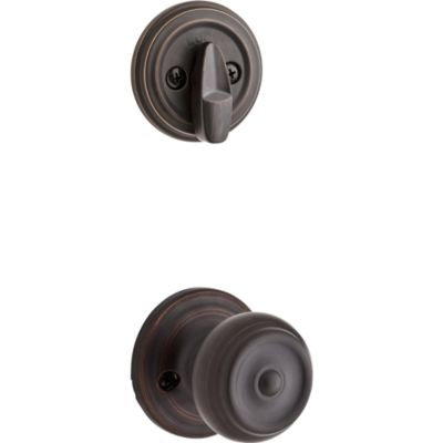Phoenix and Deadbolt Interior Pack - Deadbolt Keyed One Side - for Signature Series 800 and 814 Handlesets