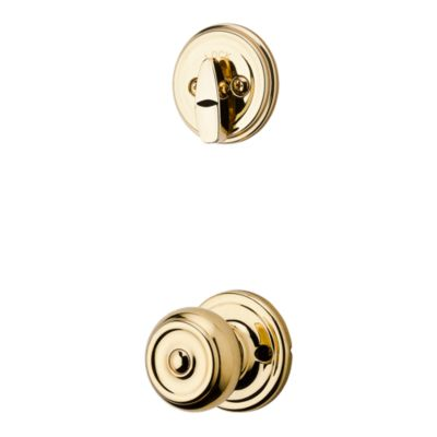 Product Image for Phoenix and Deadbolt Interior Pack - Deadbolt Keyed One Side - for Signature Series 800 and 814 Handlesets