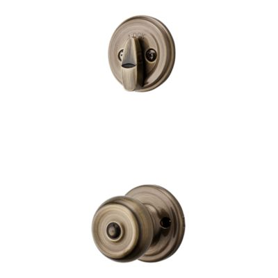 Image for Phoenix and Deadbolt Interior Pack - Deadbolt Keyed One Side - for Signature Series 800 and 814 Handlesets