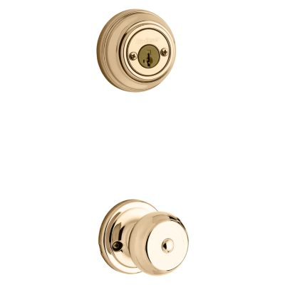 Phoenix and Deadbolt Interior Pack - Deadbolt Keyed Both Sides - featuring SmartKey - for Signature Series 801 Handlesets