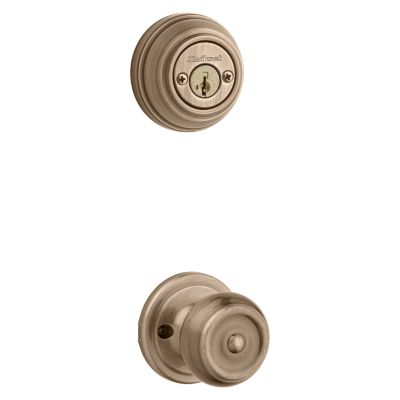Image for Phoenix and Deadbolt Interior Pack - Deadbolt Keyed Both Sides - featuring SmartKey - for Signature Series 801 Handlesets