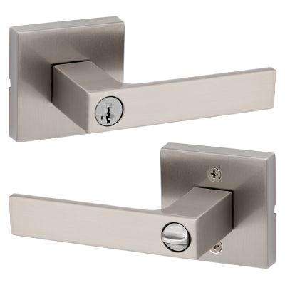 Image for Singapore Lever (Square) - Keyed - featuring SmartKey