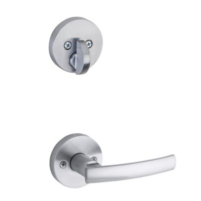 Sydney and Deadbolt Interior Pack (Round) - Deadbolt Keyed One Side - for Signature Series 814 and 818 Handlesets